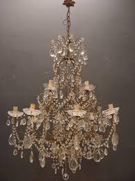 italian chandelier antique lighting