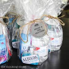 the actor s survival kit a fun idea for an opening night gift that is both