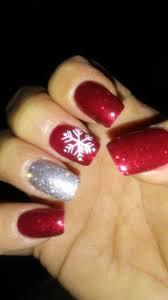 Christmas Nail Designs Shellac Christmas Nails