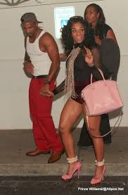 Photos Lhhatl Stars Stevie J And Joseline Spotted In