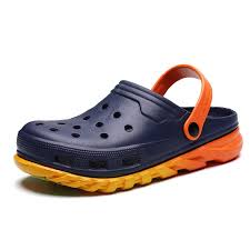 2019 <b>Men Sandals</b> Rubber Clogs <b>Shoes</b> Hole <b>Shoes EVA</b> ...