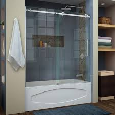 Glass Enclosed Showers shower doors showers the home depot 3391 by xevi.us