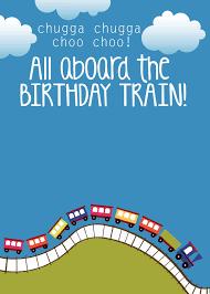Train Themed Birthday Party Free Printables Birthday Party