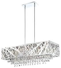 rectangular crystal chandelier inspirational rectangle chandelier lighting elegant modern rectangular crystal chandelier canada