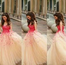 <b>2019 Puffy Prom</b> Dress For Teenagers <b>New</b> Arrival Champagne ...