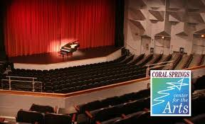 Coral Springs Center For The Arts City Video Guide Ifguide