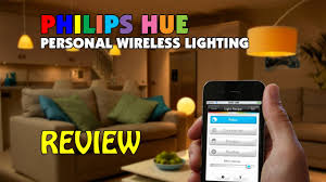 philips hue ios controllable personal wireless lighting system review you