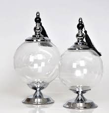 Decorative Glass Candy Jars decorative glass storage jars The Candy Bar Pinterest Glass 15