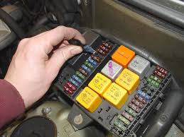 bmw e30 e36 electical problem troubleshooting 3 series (1983 1999 fuse box problems 2005 f150 figure figure 1 the fusebox