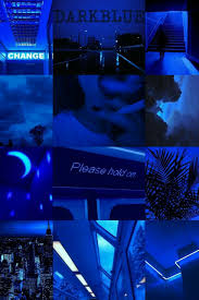 Dark Blue Aesthetic Wallpapers posted ...