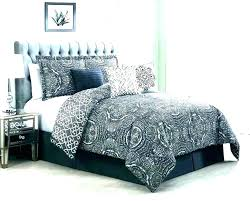 black and white damask duvet bedding sets king covers great grey comforter an