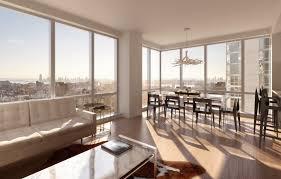 New York Living Room Interior Style Design Metropolis City Apartment Living Room
