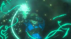 Here's some clues as to what the story and map changes will be we see zelda fall into a chasm at the start of the trailer, which means link is likely on his own again. The Legend Of Zelda Breath Of The Wild 2 Six Theories About The Trailer Gaming Reinvented