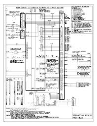 range wiring diagram solidfonts electric range wiring diagram nilza net