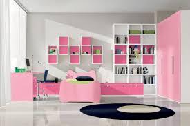modern girl bedroom furniture. Contemporary Girls Bedroom Furniture With Colorful Ideas: Modern White Pink Interior Girl C