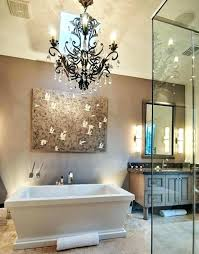 bathroom lighting chandelier upscale bathroom lighting decorative chandelier light in bathroom upscale bathroom lighting fixtures bathroom