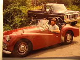 all time favorite car what is yours triumph tr 3