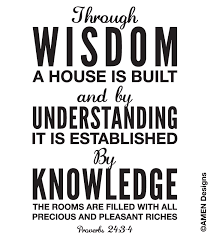 Image result for wisdom knowledge understanding