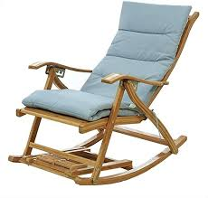 Color : A Deckchair Zero Gravity Chair Folding <b>Rocking Chair</b> ...