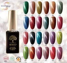 China Light Color Gel Wholesale