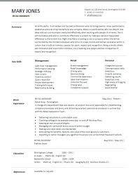 Retail Manager Job Description Gorgeous 48 Page Resume Examples Resume 48 Page Retail Manager Template Resume