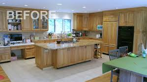 Awesome Ackley Cabinet Greenwich CT Kitchen Before1 Design