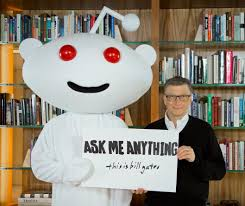microsoft co founder bill gates answers the internet s questions image via bill gates