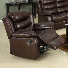 dark brown leather recliner chair. Venetian Worldwide BERKSHIRE Dark Brown Leather-like Fabric Reclining Chair - Home Furniture Living Room Chairs Leather Recliner Kmart