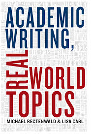 academic writer job definition and examples of academic writing  academic writing real world topics broadview press