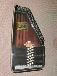 Details About Chromaharp Autoharp 21 Chord Lmh Label Ready To Play