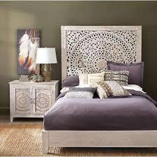 white wash bedroom furniture. Chennai White Wash Queen Platform Bed Bedroom Furniture