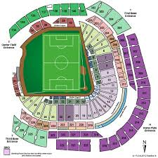 Soccer Stadiums Of The Usa And Canada Page 455
