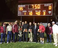 Bearcats beat San Luis Obispo, induct hall of famers - Paso Robles Daily  News