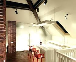 vaulted kitchen ceiling lighting. Vaulted Ceiling Lighting Fixtures Sloped Kitchen Can Peaked Designs .