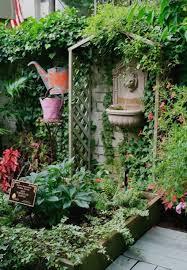 Small Patio Garden Design