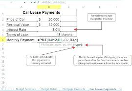 Image Titled Calculate A Car Loan In Excel Step 8 Formula Finance