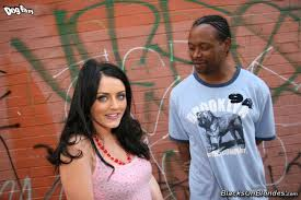 Sophie Dee gets her tight holes penetrated by a ton of black guys.