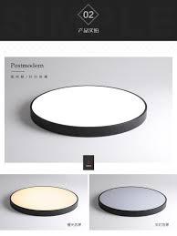 Höhe 5 Cm Decke Lichter Macaron Farbe In Runde Form Beleuchtung