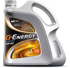 <b>Моторное масло</b> G-energy BMW X6 2018