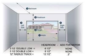 2 car garage door dimensionsTaylor Liberty Silver NonInsulated 2 Car Garage Door