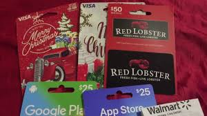 $50 Red Lobster Gift Card / 25 Days Of ...