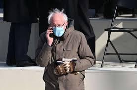 Bernie Sanders bei Inauguration: Seine Gore-Tex-Jacke ist der Hit im Netz -  Panorama - Stuttgarter Zeitung