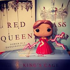 the little lightning the red queen the