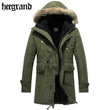 for men jacket jacket military warm outdoor thick winter coat male long cotton padded army winter