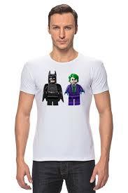 Футболка Стрэйч LEGO: Бэтмен #1030253 от luk-konstantin по ...