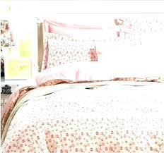 dkny duvet duvet cover blush queen pink fl double willow full pure comfy white set wallflower