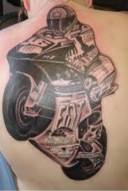 Téma Tetovací Mánie Mix Motorky