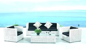 white wicker porch furniture. Modren White White Wicker Patio Furniture Outdoor Replacement Cushions For Canada  Canada Porch R
