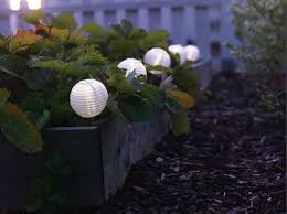 Solar Landscape Lighting from Ikea Solar powered lights Solar and