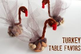thanksgiving table favors. Turkey Table Favors Thanksgiving I